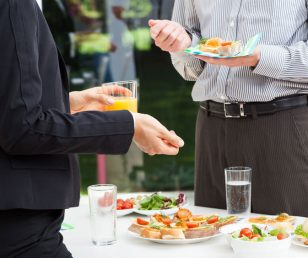 Corporate Events Are More Enjoyable with Professional Catering